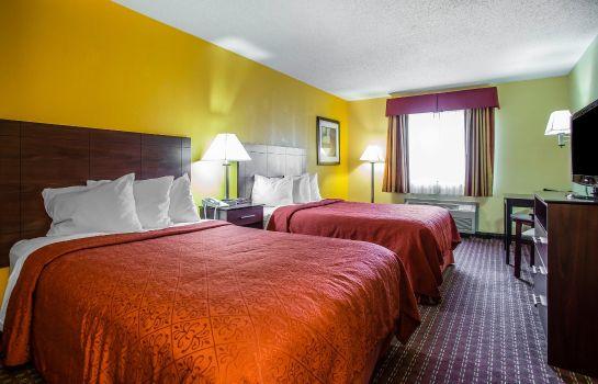 Chambre Quality Inn Central Wisconsin Airport