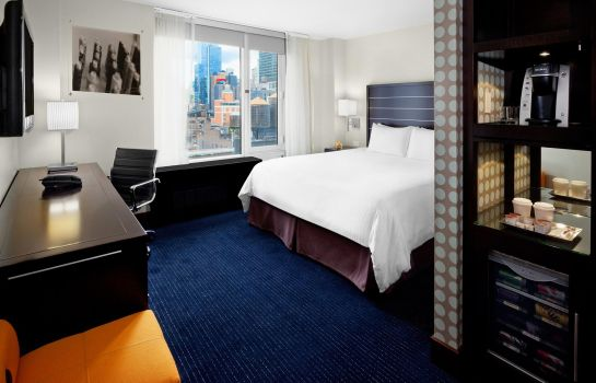 Chambre Hilton New York Fashion District