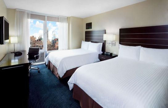 Room Hilton New York Fashion District