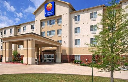 Vista exterior Comfort Inn and Suites Oklahoma City Wes