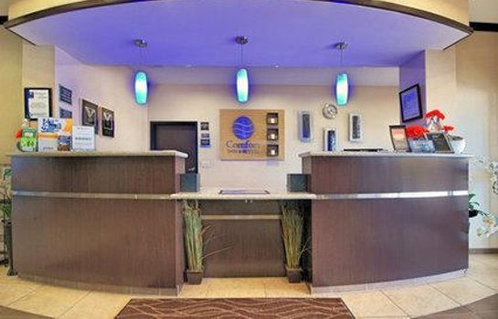 Hall Comfort Inn and Suites Oklahoma City Wes