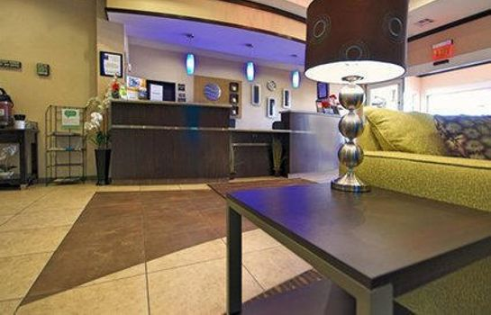 Hotelhalle Comfort Inn & Suites Oklahoma City West - I-40
