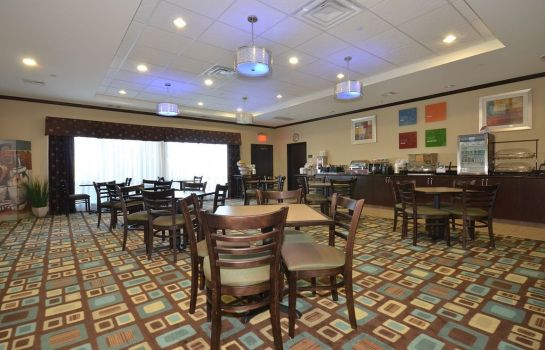 Restaurant Comfort Inn & Suites Oklahoma City West - I-40