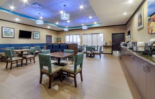 Ristorante Comfort Inn and Suites Oklahoma City Wes