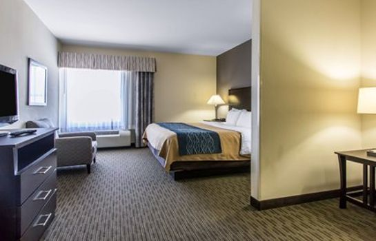Suite Comfort Inn & Suites Oklahoma City West - I-40