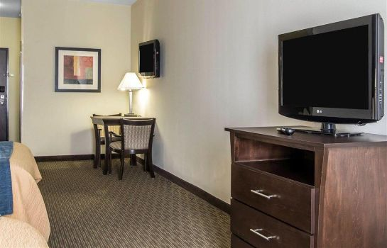 Suite Comfort Inn and Suites Oklahoma City Wes