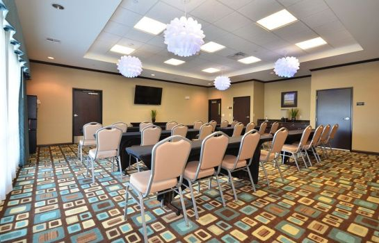Sala congressi Comfort Inn and Suites Oklahoma City Wes
