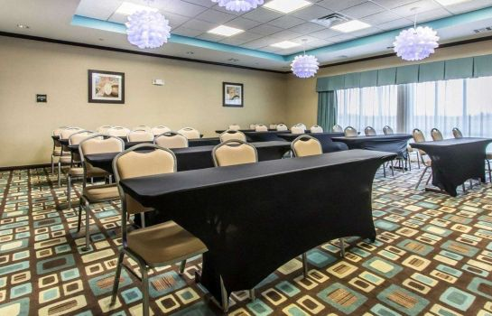 Sala de reuniones Comfort Inn and Suites Oklahoma City Wes