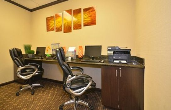 Informacja Comfort Inn & Suites Oklahoma City West - I-40