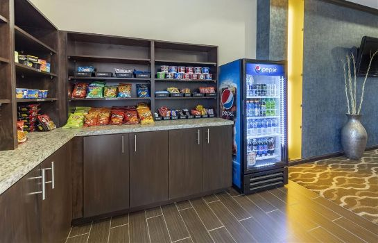 Info Comfort Inn and Suites Oklahoma City Wes