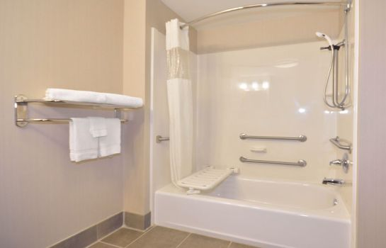 Chambre Comfort Inn and Suites Oklahoma City Wes