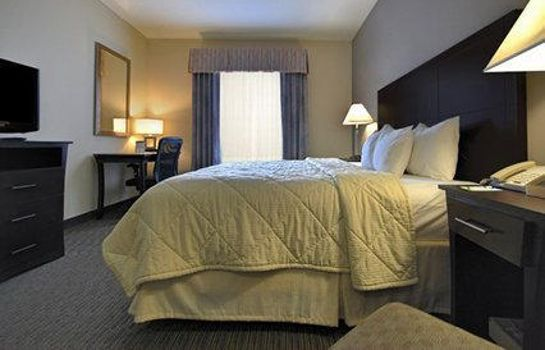 Chambre Comfort Inn & Suites Oklahoma City West - I-40