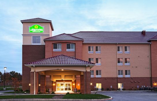Außenansicht La Quinta Inn and Suites Indianapolis AP Plainfield