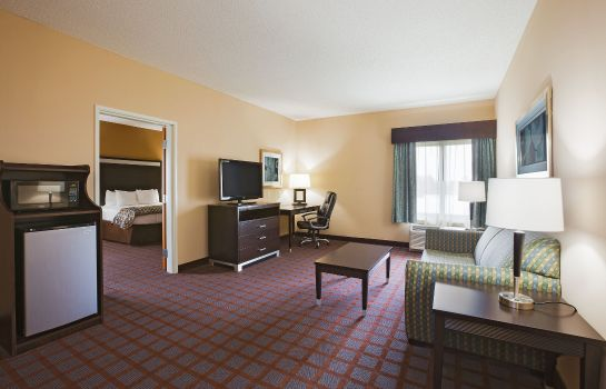 Suite La Quinta Inn and Suites Indianapolis AP Plainfield
