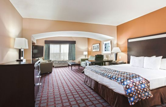 Zimmer La Quinta Inn and Suites Indianapolis AP Plainfield