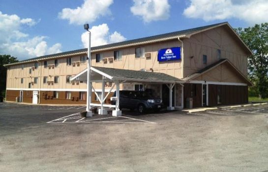 Außenansicht AMERICAS BEST VALUE INN TROY