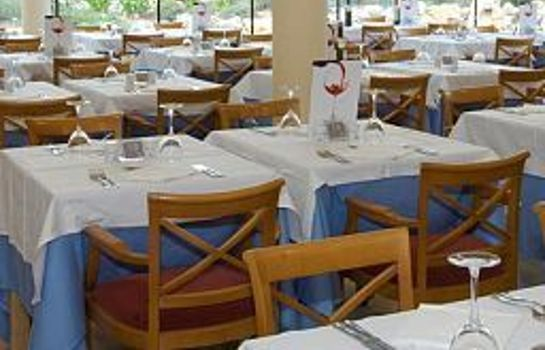 Restaurant Hipotels Hipocampo Playa