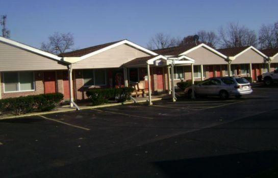 Vista exterior TIFFIN MOTEL