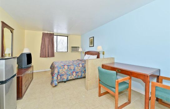 Camera AMERICAS BEST VALUE INN TROY