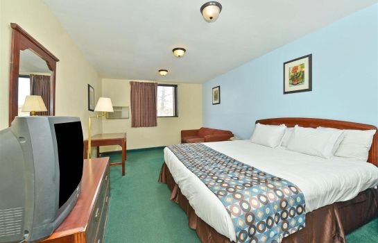 Zimmer AMERICAS BEST VALUE INN TROY