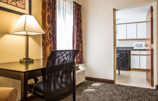 Suite Quality Inn Union