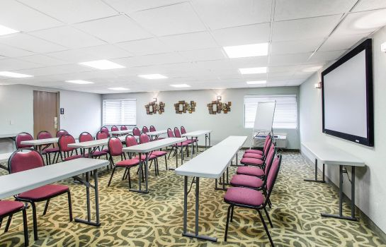 Conference room Red Roof Suites Mt Holly - McGuire AFB