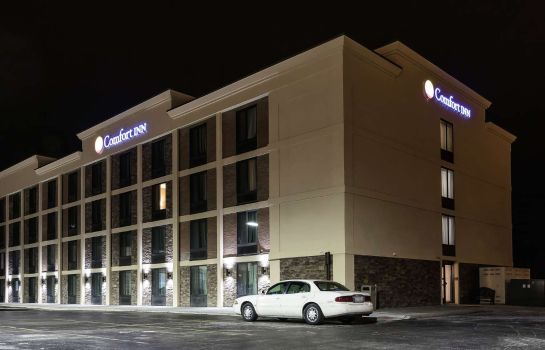 Exterior view Comfort Inn Bay City - Riverfront
