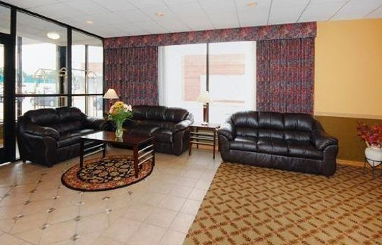 Lobby Comfort Inn Bay City - Riverfront
