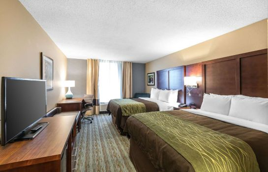 Chambre Comfort Inn Bay City - Riverfront
