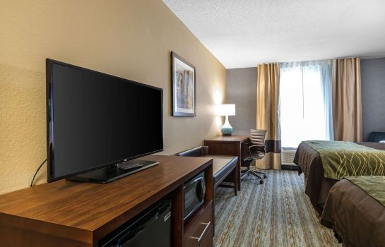 Room Comfort Inn Bay City - Riverfront
