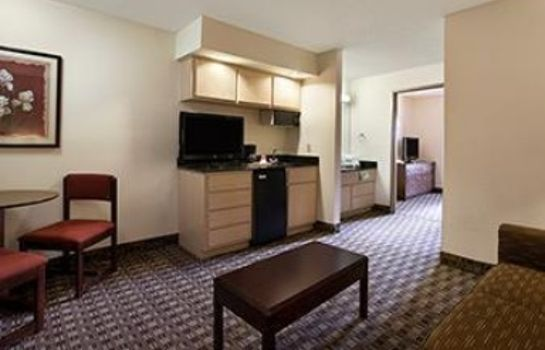 Suite Ramada by Wyndham Canton/Hall of Fame