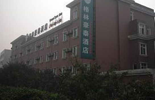 Vista exterior Green Tree Inn Yuzhoulu Domestic only