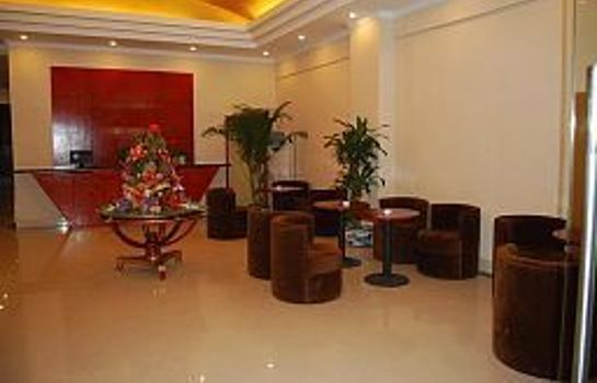 Hotelhalle Green Tree Inn JiuJiang Railway Station Domestic only