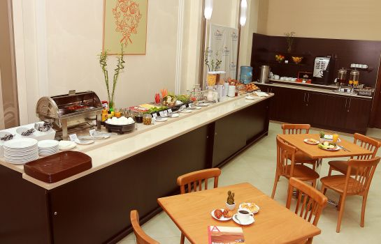 Breakfast buffet Citadines City Centre Tbilisi