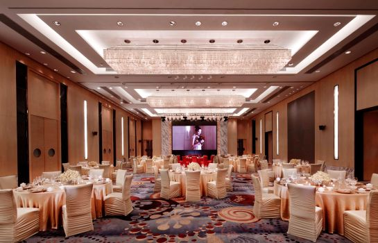 Conference room Guangzhou Marriott Hotel Tianhe