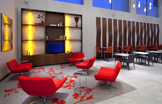 Lobby Fairfield Inn & Suites New York Brooklyn