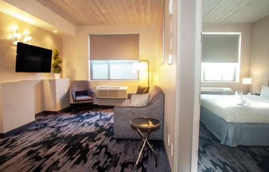 Suite Fairfield Inn & Suites New York Brooklyn