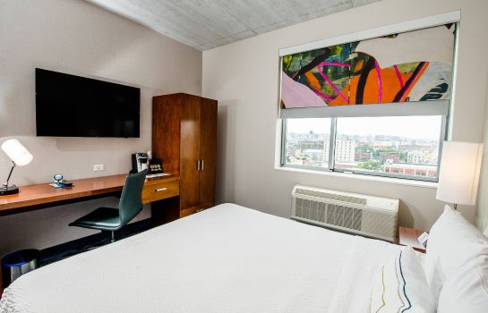 Room Fairfield Inn & Suites New York Brooklyn