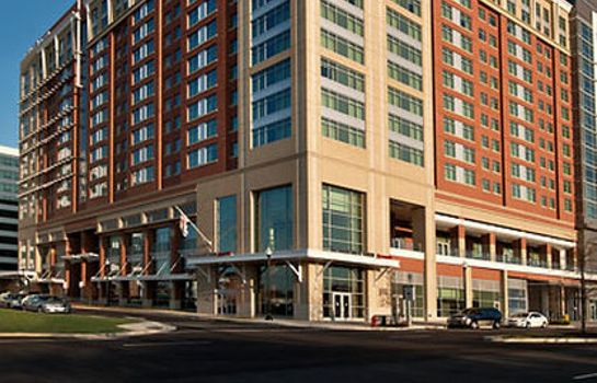 Außenansicht Residence Inn Arlington Capital View