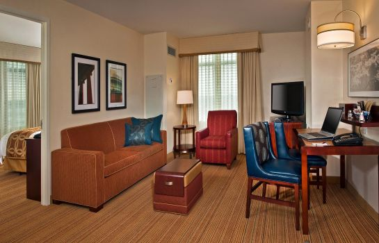 Habitación Residence Inn Arlington Capital View