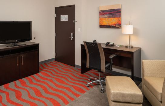 Buitenaanzicht Holiday Inn & Suites HOUSTON WEST - WESTWAY PARK