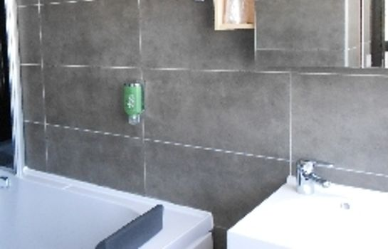 Bagno in camera Appart'hotel Odalys Ferney Geneve Residence de Tourisme