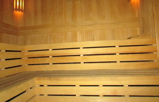 Sauna Grand Cali Concept Business Hotel