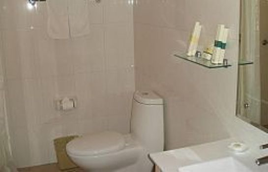 Bagno in camera Green Tree Apartment Hongqi Road Domestic only