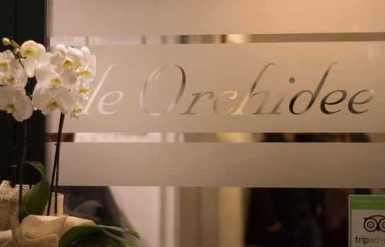 Hotelhalle Le Orchidee