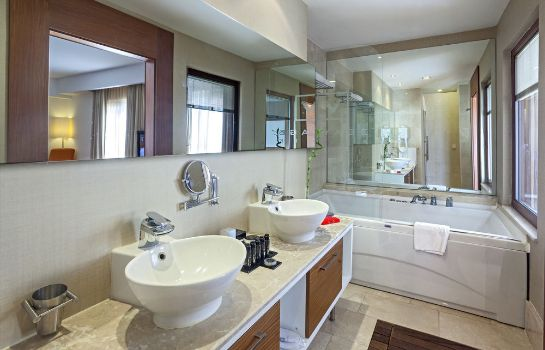 Cuarto de baño Voyage Belek Golf & Spa - All Inclusive