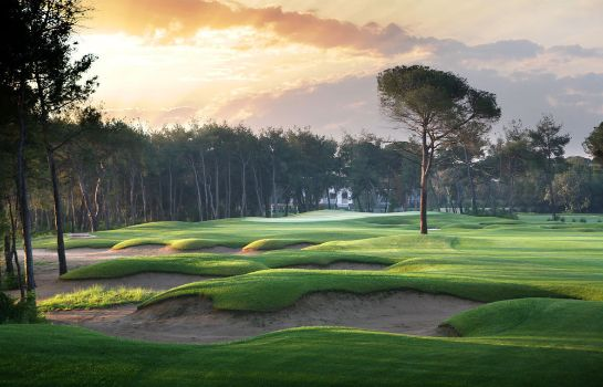 Ogród Voyage Belek Golf & Spa - All Inclusive