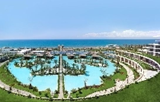 Vista interior Voyage Belek Golf & Spa - All Inclusive
