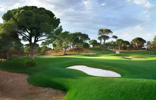 Campo de golf Voyage Belek Golf & Spa - All Inclusive