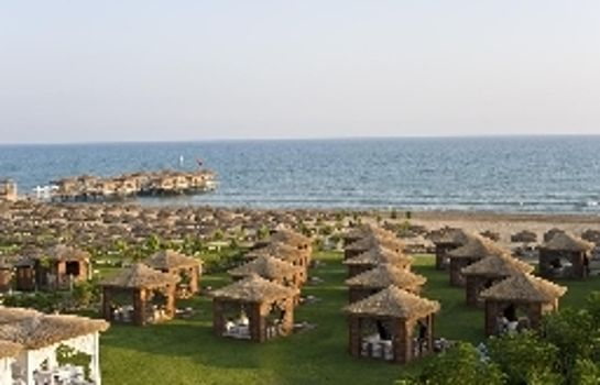 Plaża Voyage Belek Golf & Spa - All Inclusive